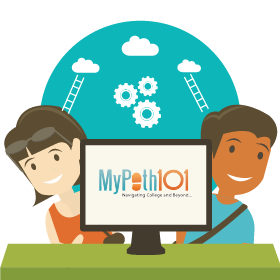The MyPath101 web app helps students figure out who they are and where they want to go—then shows them how to get there.